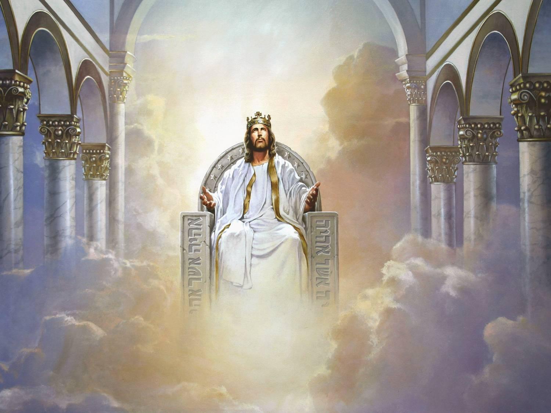 05 King Jesus