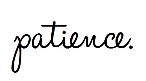 01 patience